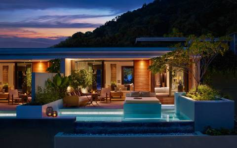 Rosewood Phuket luxury retreats thailand