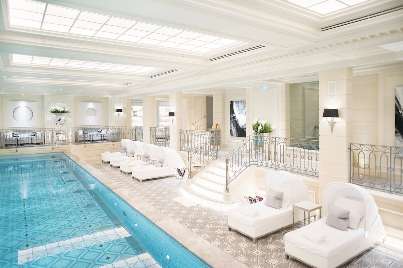 new spa, spa opening, best spa paris