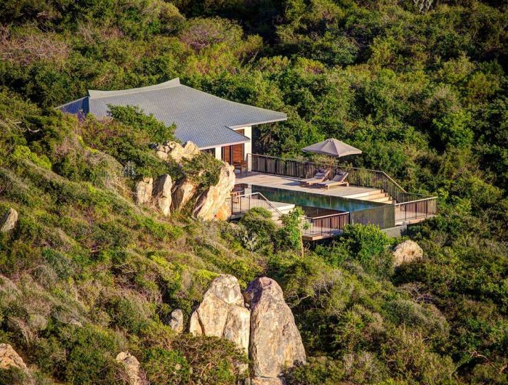 world's most expensive retreats