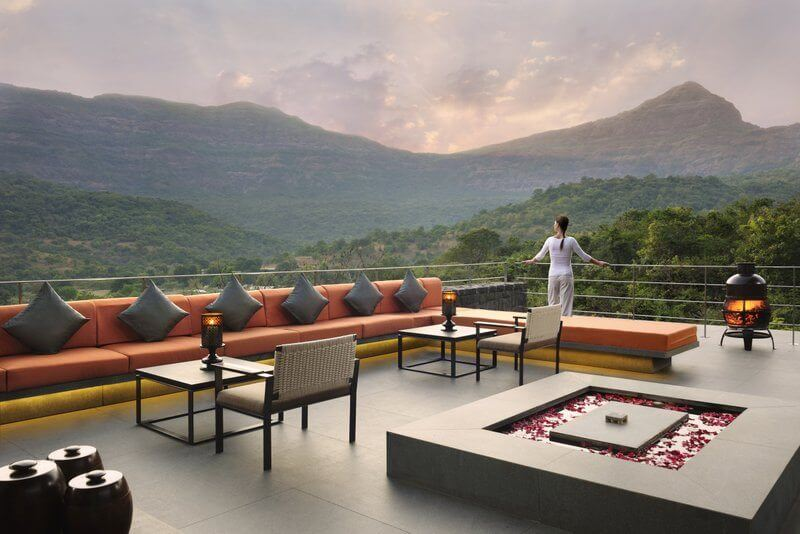Image courtesy ofShillim Estate Retreat & Spa wellness retreat india