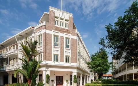 Six Senses Singapore sustainable city escape urban retreat six senses maxwell eco hotels luxury wellness retreats