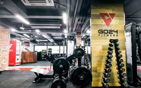 GO24, Hong Kong fitness,