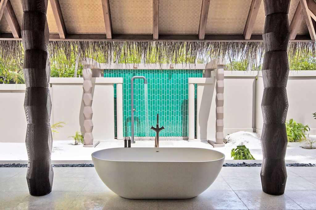 maldives luxury wellness resort