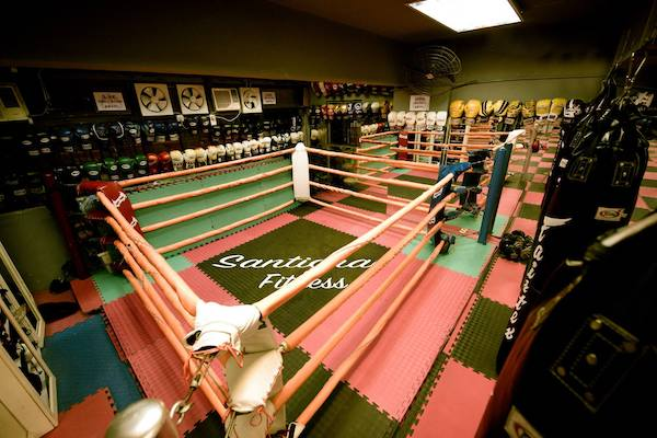 Hong kong boxing gym
