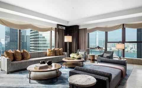 st regis hong kong, hong kong luxury hotels, wellness staycations