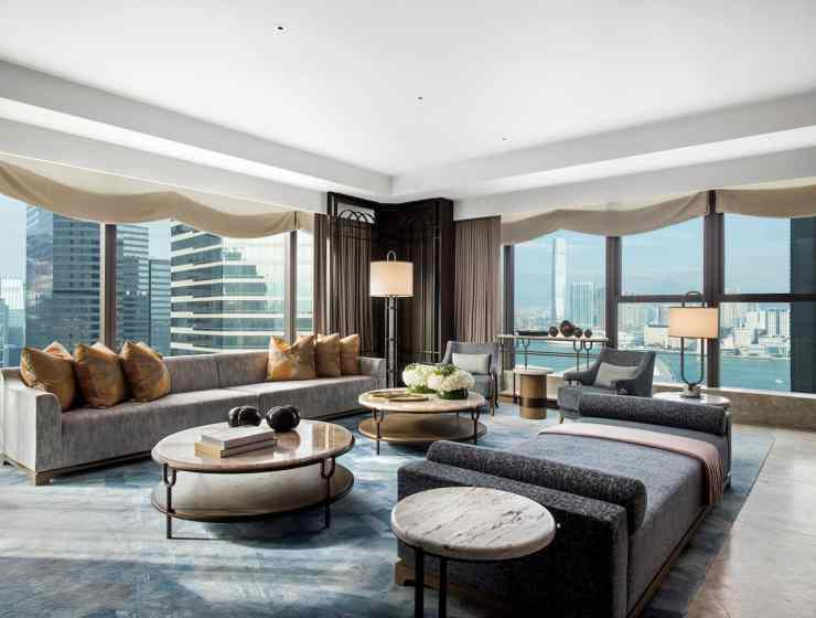 st regis hong kong, hong kong luxury hotels, wellness staycations