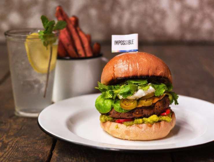 impossible burgers best burgers hong kong sustainable food vegan burgers