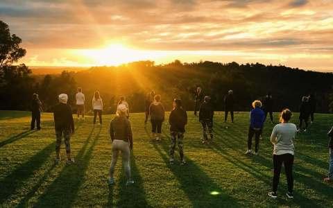 Gwinganna health retreat, australia, wellness retreats, luxury