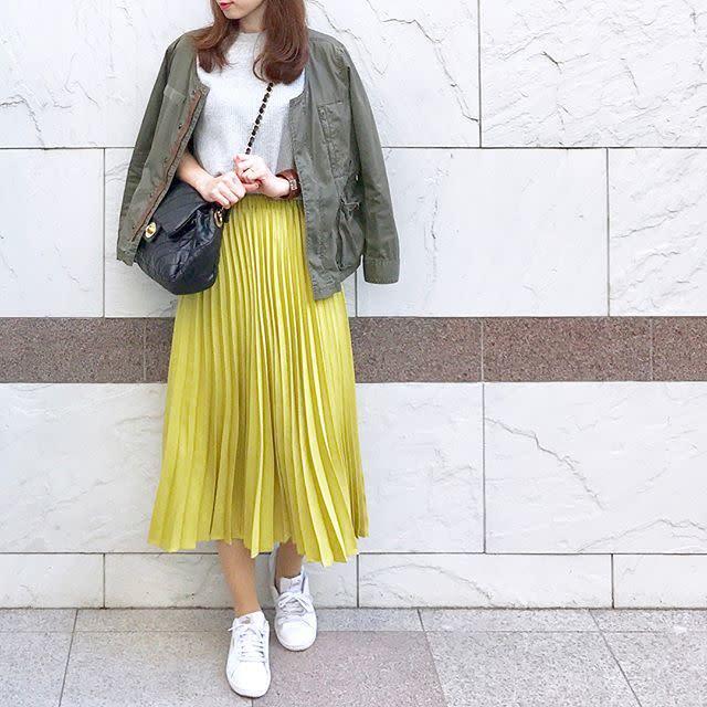 ミディ丈・ミモレ丈・マキシ丈の違いは? 人気のスカート丈をわかりやすくご紹介します!/露出控えめで細見えなミモレ丈スカート