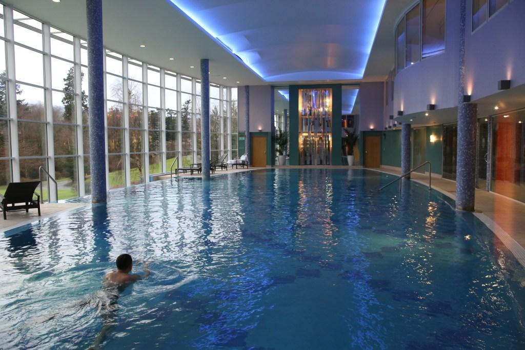 Stobo pool