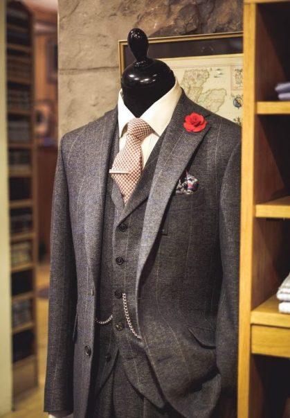 Walker Slater suit