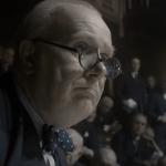 Oldman as Churchill