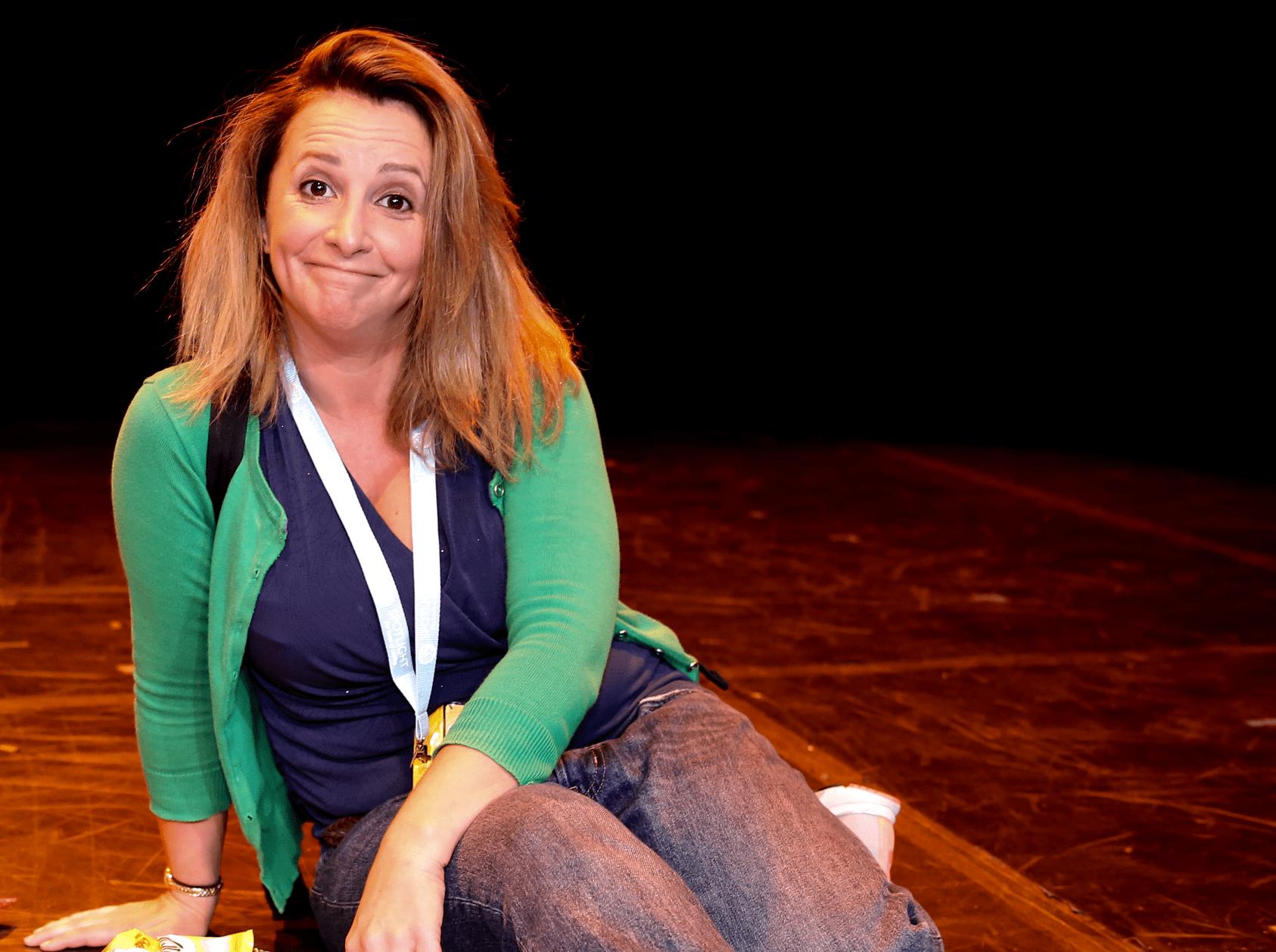 Lucy Porter, Edinburgh Fringe