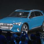 Audi's electric e-tron raises SUV stakes