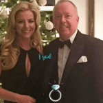 Michelle Mone and Doug Barrowman