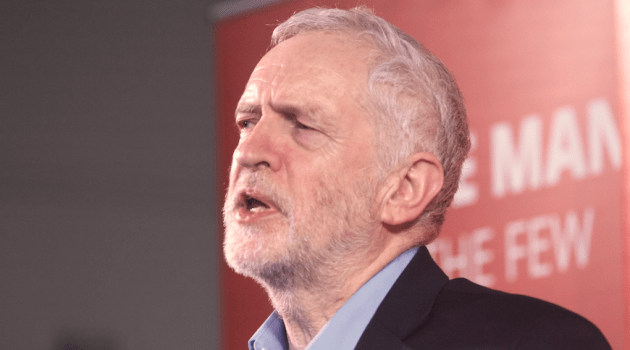 Corbyn's letter more likely to split Labour than save May