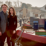 Ryan Barrie and Aisling Friel Boathouse