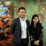 Big sleep goes global as Malala joins homeless campaign