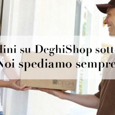 spedizioni deghi shop