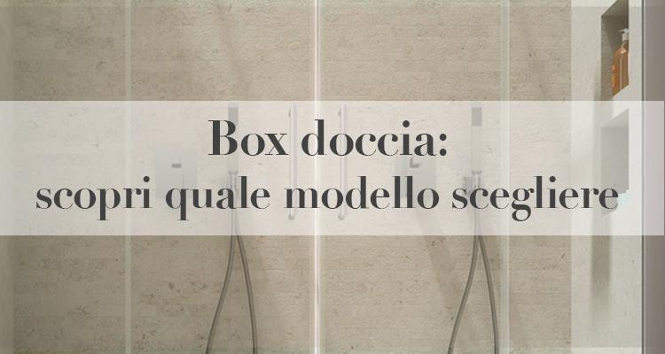 Come Pulire Il Box Doccia.Trattamento Anticalcare Box Doccia Pulito Piu A Lungo
