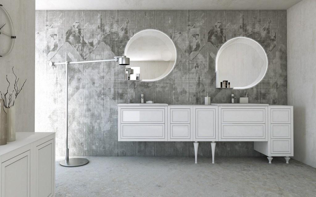 Mobili bagno di lusso il design dell 39 arredo bagno - Arredo bagno lusso ...