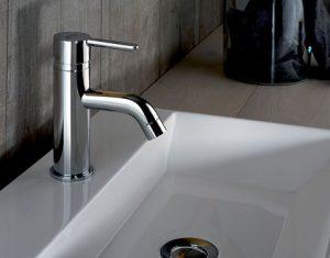 rubinetteria da bagno ottone