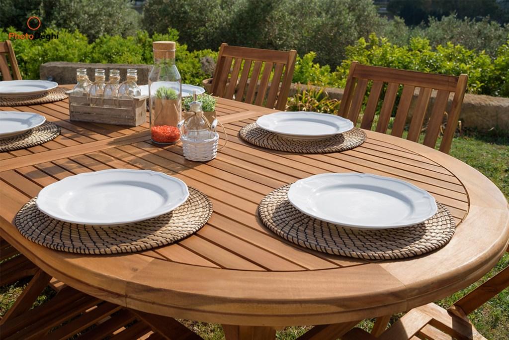 tavolo pranzo giardino