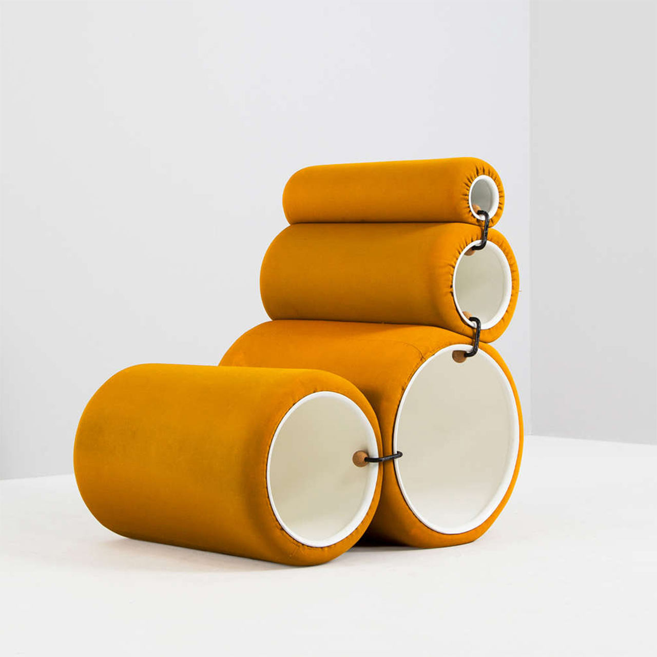Tube Chair Cappellini Tube Chair By Joe Colombo Images