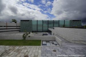 Tallin. Museo di arte contemporanea kumu
