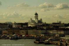 Particolare del porto di Helsinki