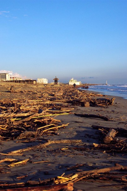 Spiaggia di Ostia 01 - © Veronica Buongiorno