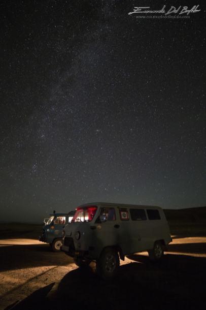 Deserto dei Gobi. Mongolia