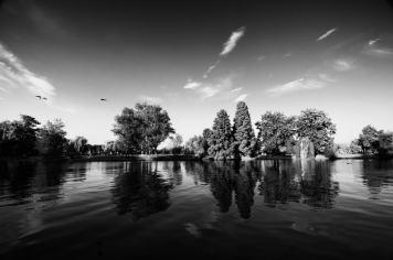 Lago Bucarest