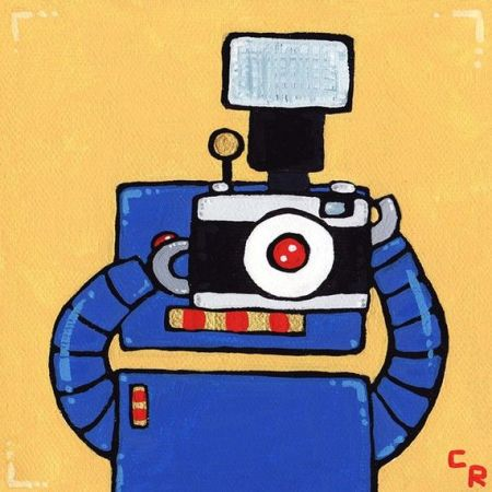 Robot Photographer