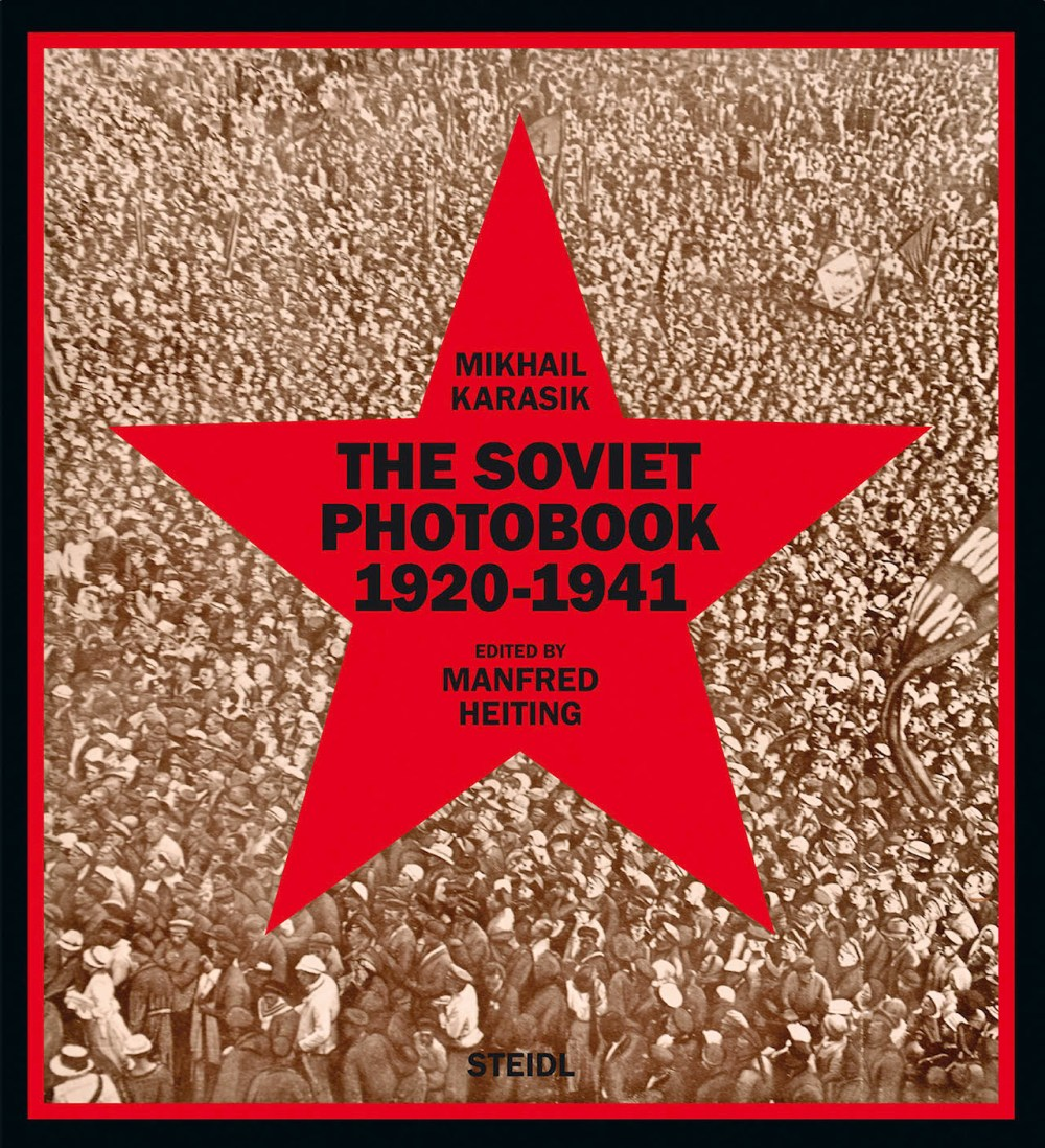 The Soviet Photobook 1920-1941 cover