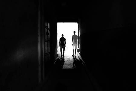 Fanzine Scarfès – Self-harming in Morocco. Un reportage di Giuseppe Andretta