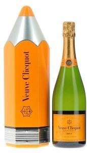 Veuve Clicquot-Coffret crayon -Envie de Cwhamp