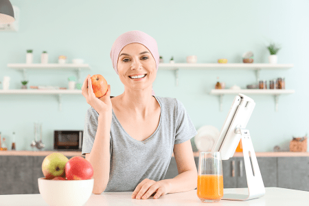 Colour Your Diet to Fight Cancer