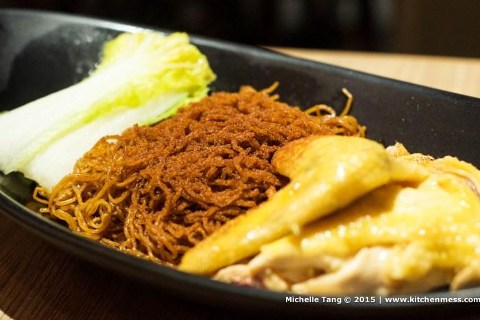 Hainanese Chicken and Shrimp | foodpanda Magazine