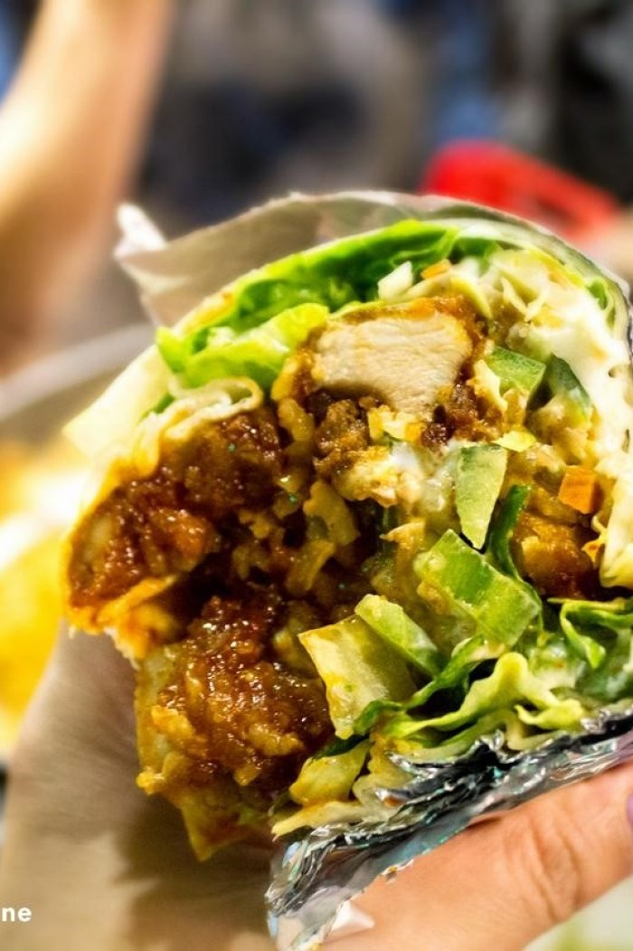 Tender tasty pork burrito | foodpanda Magazine