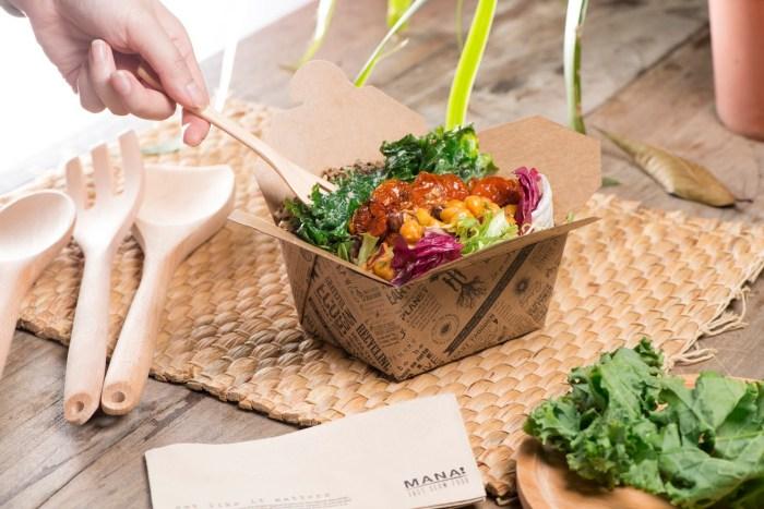Mana! Fast Slow Food Salad Box
