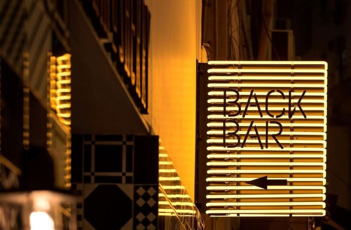 Back Bar Hong Kong | Curators Network