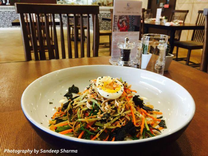 Kinnet salad