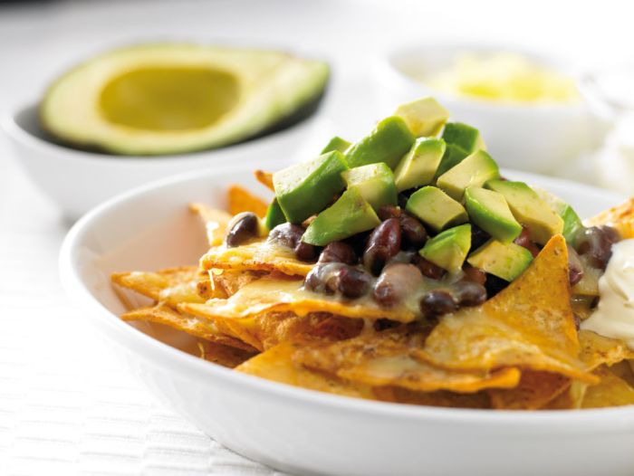Nachos with Avocado | foodpanda Magazine