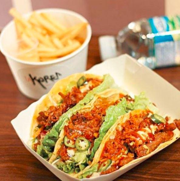 tacos at takorea