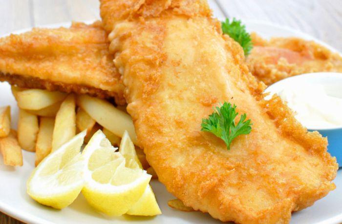 White Beard Fish 'n Chips | foodpanda Magazine