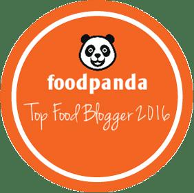 foodpanda Top Food Blogger 2016