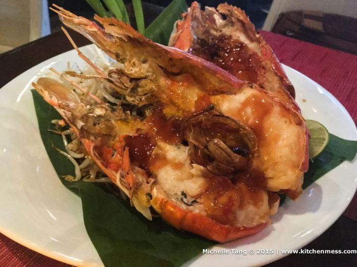 lobster koh thai