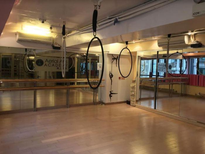 Aerial Arts Academy Fitness Studio Yoga