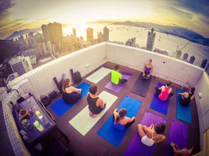 Your Life Your Playground Fitness Studio Yoga